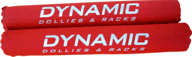"""Dynamic 24"""" Rack Pad Extremo, for Rack, pair 80030"""