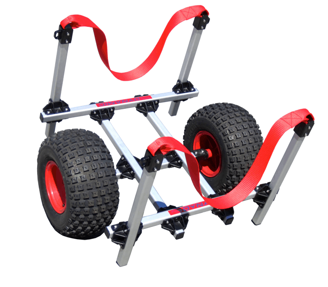 Dynamic Dolly - Type 18 Outrigger Canoe Dolly