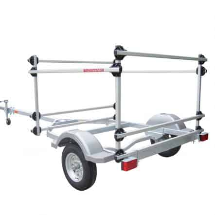 2 Boat Trailer Rack